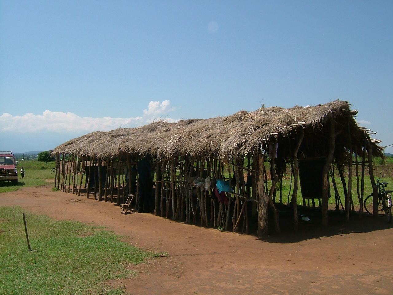 Aputiput Primary School in 2008