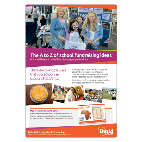 A - Z School Fundraising Ideas