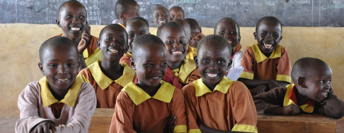 Bring the world into your classroom - link with a school in Africa today