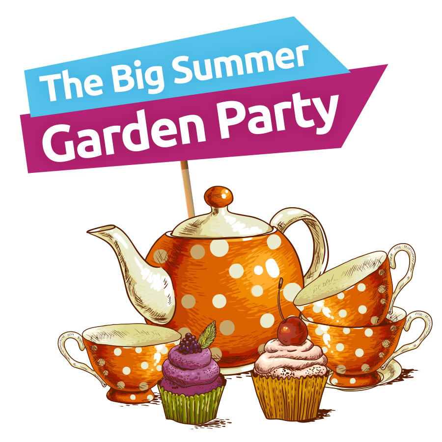 Build Africa Big Summer Garden Party