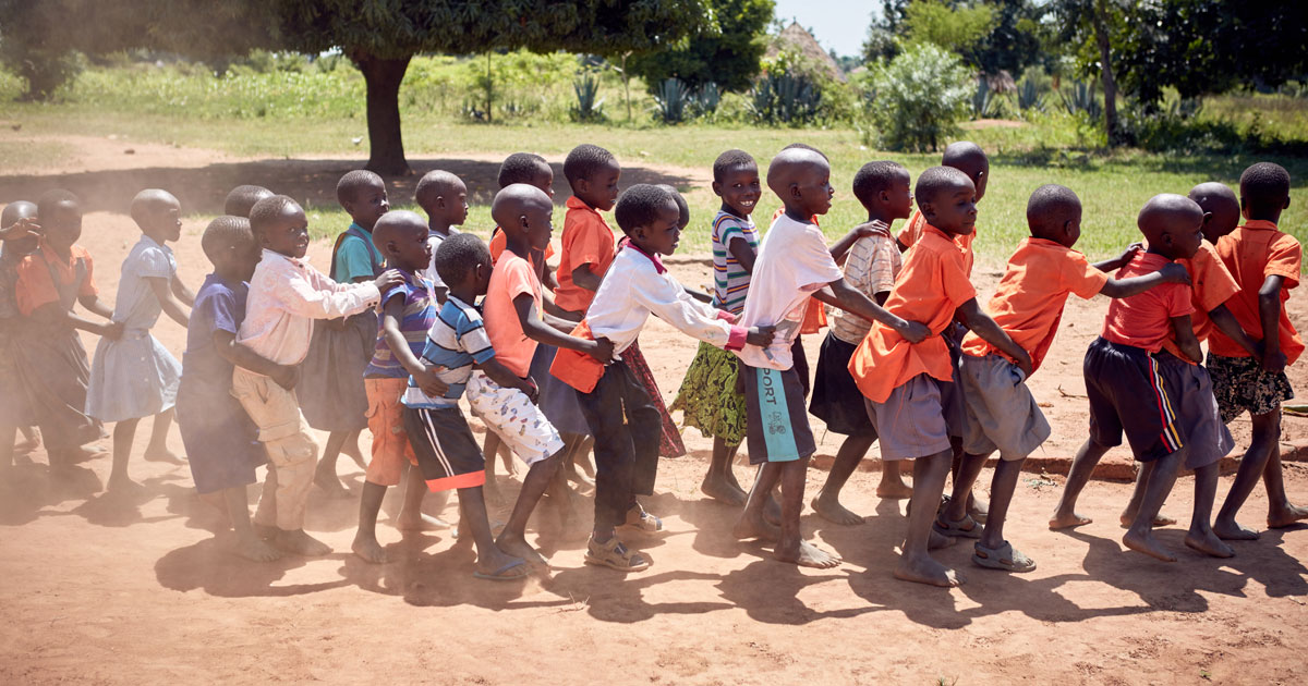 The ILEAP Project - Improving early education in Eastern Uganda