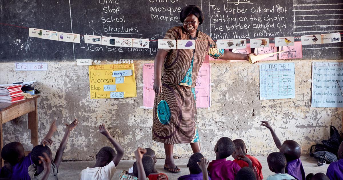 Philanthropy at Build Africa
