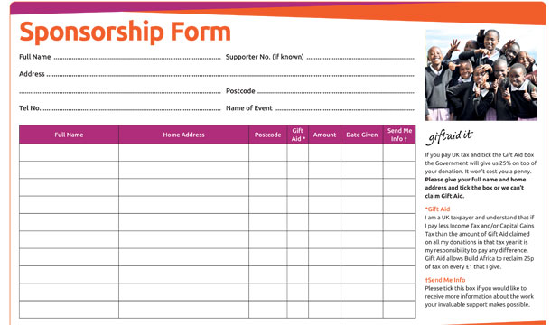 School-Sponsorship-Form-1.Jpg | Build Africa