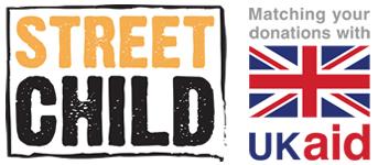 Street Child UKAM logo