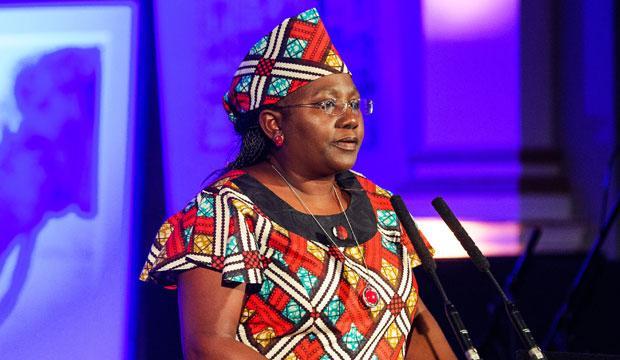 Build Africa's Anne Kyoya speaks about growing up in Kenya