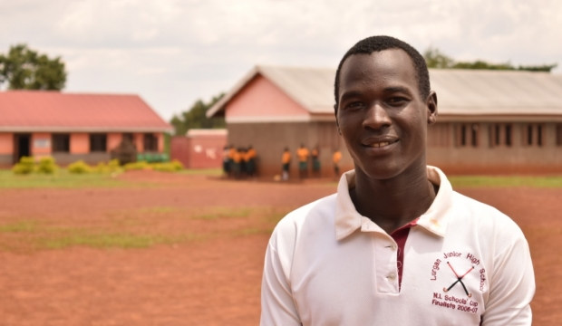 John, Community Based Trainer, Masindi, Uganda