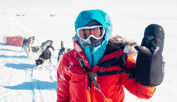 The epic Lapland Husky Trail