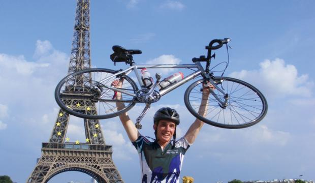 London to Paris Cycle - Tour de France edition
