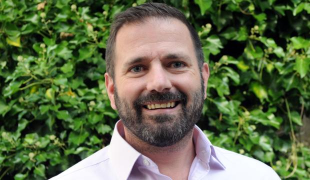 Martin Realey joins Build Africa today as our new Chief Executive
