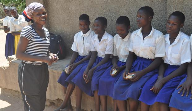 An interview with a Build Africa Programme Assistant in Uganda