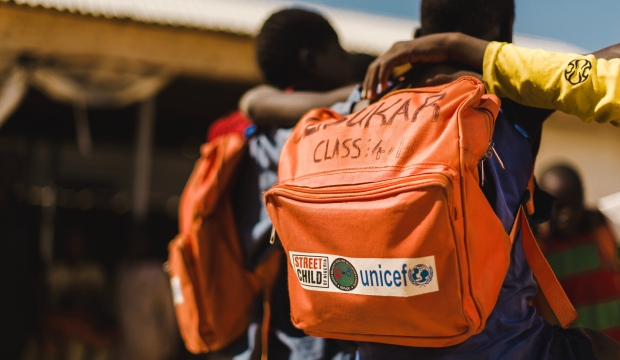 Build Africa joins the Street Child family