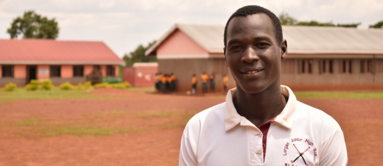 John, Community Based Trainer, Masindi, Uganda