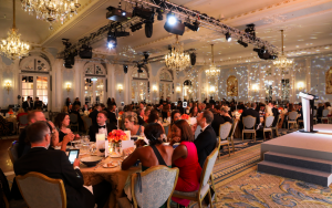 The Build Africa Ball raises £141,484 to help children access education