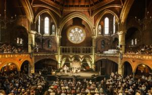 Build Africa's Christmas Concert at Union Chapel, Islington