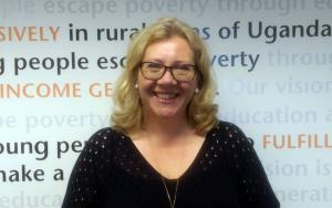 Linda Edwards: the new CEO of Build Africa