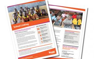 Download the School Linking Programme leaflet