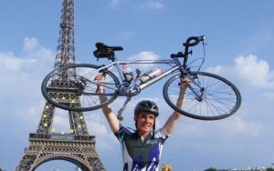 London to Paris Cycle - Tour de France edition