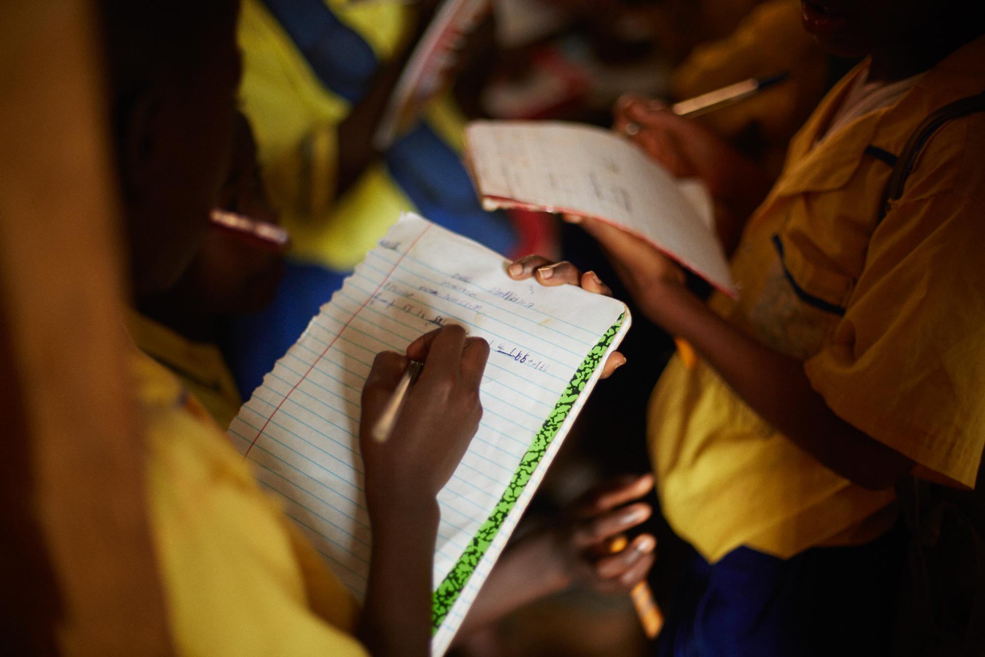 Educating children in emergencies
